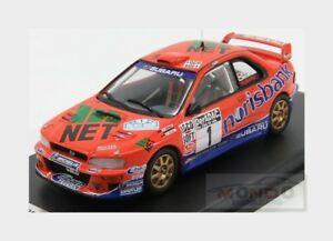 【送料無料】模型車 スポーツカー sabaru impreza wrc1ラリーadac oberlandドイツ2000trofeu 143 trfdery 04モダンsabaru impreza wrc 1 rally adac oberland german 2000 tro