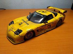 【送料無料】模型車 スポーツカー アクションコルベット#サービスプラスレースバージョンaction 118 2001 corvette c5r 3 gm goodwrench service plus raced version