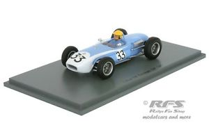 【送料無料】模型車 スポーツカー ロータス18クライマックストニーmaggsf1 gpドイツ19611434821lotus 18 climaxtony maggsformula 1 gp germany 1961 143 spark 4821