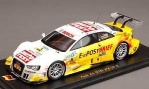【送料無料】模型車 スポーツカー アウディスパークモデルaudi a5 n4 dtm 2012 t as a result 143 spark sg044 model