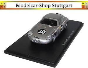 【送料無料】模型車 スポーツカー ポルシェgルマンビューフォートスパークporsche 695 gsle mans 1962eg pongodin de beaufortspark 143