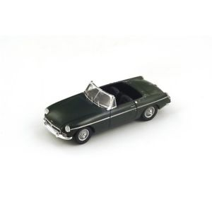 【送料無料】模型車 スポーツカー スパークロードスターspark mg b roadster 1962 s4137 143