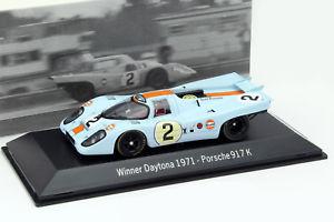 【送料無料】模型車 スポーツカー ポルシェ917k2 gangant 24hdaytona1971rodriguezoliver 143スパークporsche 917k 2 gangant 24h daytona 1971 rodriguez, oliver 143 spark