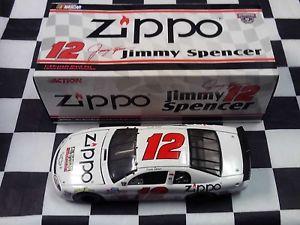 【送料無料】模型車 スポーツカー ジミースペンサー#モンテカルロスケールカーアクションjimmy spencer 12 zippo 1998 monte carlo 124 scale car action 1 of 2,000 nib