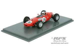 【送料無料】模型車 スポーツカー マストグランプリドイツスパークbrm p57masts gregoryformula 1 gp germany 1965 143 spark 4793