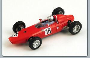 【送料無料】模型車 スポーツカー brm gbaghetti 196418ドイツgp 143スパークs1153モデルbrm g baghetti 1964 18 german gp 143 spark s1153 model
