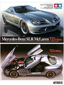 【送料無料】模型車 スポーツカー メルセデスベンツマクラーレンエディションタミヤモデルキットmercedes benz slr mclaren 722 edition tamiya 24317 124 model kit