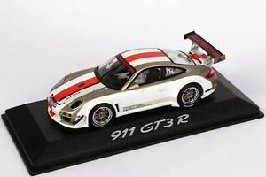 【送料無料】模型車 スポーツカー ポルシェグアテマラインテリジェントパフォーマンス143 porsche 911 gt3 r 997 2010 intelligent performance dealeredition