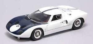 【送料無料】模型車 スポーツカー フォードプロトタイプモデルford gt 40 mk i prototype64 143 model bizarre