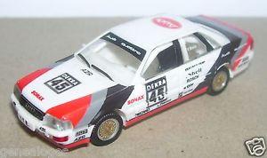 【送料無料】模型車 スポーツカー マイクロアウディクワトロ#ラリーrare micro herpa oh 187 audi v8 quattro 45 rally dekra