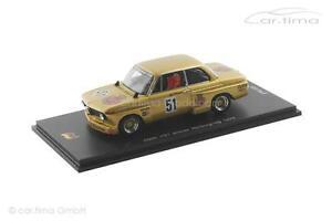 【送料無料】模型車 スポーツカー シルバーストーンスパークbmw 2002winner silverstone 1976j upper moser 1 of 500spark 143