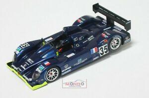 【送料無料】模型車 スポーツカー c6535ルマン2004 143sp0425モデルcourage c65 35 le mans 2004 143 spark sp0425 model