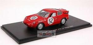【送料無料 spark】模型車 スポーツカー model abarthフィアット700 s n52ルマン1962143スパークsp1322モデルabarth fiat n52 700 s n52 le mans 1962 143 spark sp1322 model, tari'sグリーン:d932fc11 --- sunward.msk.ru