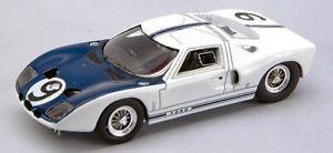 【送料無料】模型車 スポーツカー フォードgt 40 mk i9テスト1964143モデルford gt 40 mk i 9 test 1964 143 model bizarre