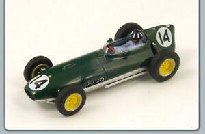【送料無料】模型車 スポーツカー ロータスg195914オランダgp 143スパークs1835モデルlotus g hill 1959 14 dutch gp 143 spark s1835 model
