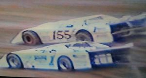 【送料無料】模型車 スポーツカー モデルセット1986 pennsboroeldora speedway moyerpurvis 3 dirt late model dvd set