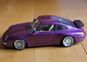 【送料無料】模型車 スポーツカー 118ポルシェ911カレラクーペ993 bburago burago umbautuning 2 4 4s s118 porsche 911 carrera coupe 993 bburago burago umbau tuning 2 4 4