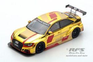 【送料無料】模型車 スポーツカー アウディアウディスポーツスパークaudi rs 3 lms 100th audi sport 143 spark 4497 amp; ovp