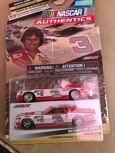 【送料無料】模型車 スポーツカー リチャードチルドレス#アイコンrichard childress  3 crc 164 nascar authentics nascar icons