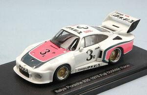 【送料無料】模型車 スポーツカー ポルシェ#マイルモデルporsche 935 3 4th fuji 500 miles 1978 ikuzawa takahara 143 model ebbro