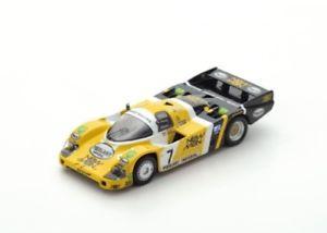 【送料無料】模型車 スポーツカー y115 spark 164ポルシェ9567レ1984hpescarolokludwigy115 spark 164 porsche 956 7 le mans 1984 winner car hpescarolokludwig