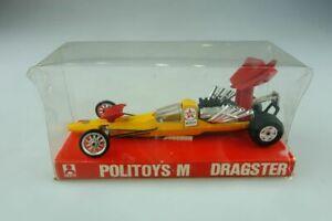 【送料無料】模型車 スポーツカー ホウレーサーベローチェデルモンドボックス602 politoys m 143 dragster caltex boron racer veloce del mondo with box 511815