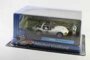 【送料無料】模型車 スポーツカー ミヘルバイヤン143panamericanaモデルmichel vaillant model car 143 panamericana car