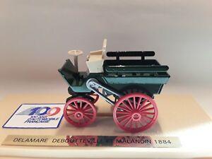 【送料無料】模型車 スポーツカー delamare debouttevville et malandin 1884 * 143 eligor