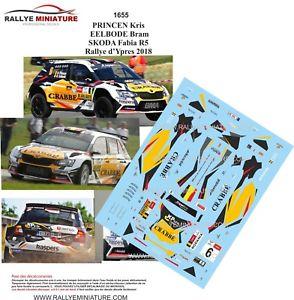 【送料無料 ypres】模型車 スポーツカー rallye デカールシュコダファビアイープルラリーラリーdecals 143 ref 1655 skoda fabia fabia r5 princen ypres rally 2018 rallye, 越後新潟 ギフトショップハクシン:2e73f2dc --- osglrugby-veterans.com