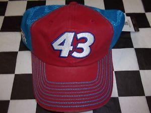 【送料無料】模型車 スポーツカー ダレルウォレス#ボールキャップリチャードペティモータースポーツdarrell wallace 43 nascar ball cap hat blue amp; red richard petty motorsports