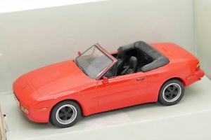 【送料無料】模型車 スポーツカー ジュニアラインポルシェボックスカブリオレschuco junior line 143 porsche 944 s cabriolet with her box
