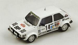【送料無料】模型車 スポーツカー vwゴルフmk1 n14モンテカルロ1980jltheriermvial 143スパークs3210 movw golf mk1 n14 retired monte carlo 1980 jltheriermvial 143 spark s321