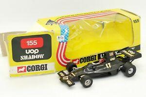 【送料無料】模型車 スポーツカー f1 コーギーフォーミュラシャドウ#corgi formula 1 f1 uop スポーツカー shadow shadow 155, 北の菓子 菓風:90e712cb --- osglrugby-veterans.com