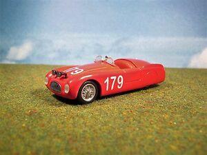 【送料無料】模型車 スポーツカー スパイダーミッレミリア##β** cisitalia 202 spyder mille miglia 143 18 β **