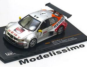 【送料無料】模型車 スポーツカー ネットワークシートトレドグアテマラ#スパレプソル143 ixo seat toledo gt 7, test day spa 2003 repsol