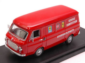 【送料無料】模型車 スポーツカー フィアットサービスレーシングスクーデリアモデルリオfiat 238 service racing scuderia filipinetti 1970 143 model rio