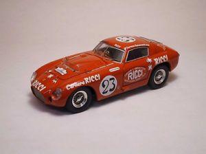 【送料無料】模型車 スポーツカー フェラーリ#カレラメキシコリッチモデルferrari 375 mm 23 carrera mexico 1953 riccisalviatimagioli 143 model