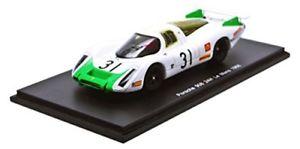 【送料無料】模型車 スポーツカー ポルシェ#ヘルマンモデルスパークモデルporsche 908 31 43th lm 1968 h herrmannj siffert 143 model spark model