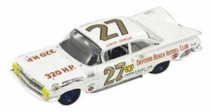 【送料無料】模型車 スポーツカー #シボレービスケインデイトナジョンソンモデルスパークモデル27 chevrolet biscayne winner daytona 500 1960 j johnson 143 model spark model