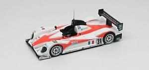 【送料無料】模型車 スポーツカー デルベロ#ルマンモデルスパークモデルcourage cg n del bello 31 le mans 2005 143 model s0130 spark model
