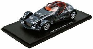 【送料無料】模型車 スポーツカー キロモデルスパークモデルgillet vertigo record car 2002 0100 kmh in 3,25 sec 143 model spark model