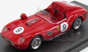 【送料無料】模型車 スポーツカー フェラーリクモセブリングジョリーモデルferrari 250tr spider 12h sebring 1961 lovely nethercutt jolly model 143 jl6030