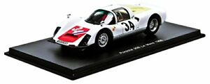 【送料無料】模型車 スポーツカー ポルシェ#モデルスパークモデルporsche 906 34 accident lm 1966 r buchetg koch 143 model spark model