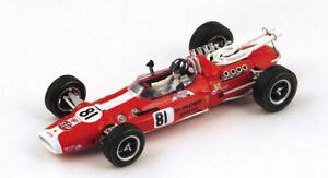 【送料無料】模型車 スポーツカー ロータスインディヒルスパークモデルlotus 42f n81 indy 500 1967 g hill 143 spark s4275 model