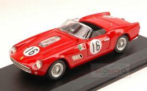 【送料無料】模型車 スポーツカー フェラーリカリフォルニア#アートセブリングferrari 250 california 16 12h sebring 1960 abatescarlattiserena type art116 mo