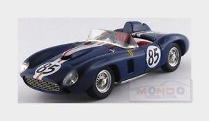 【送料無料】模型車 スポーツカー フェラーリ#ワトキンズグレンアートモデルferrari 290s ch0626 85 15th watkins glen 1964 blue typemodel 143 art394 model