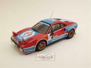 【送料無料】模型車 スポーツカー フェラーリ308 gtbサイズ4 montecarlo1982143 be9363モデルカーダイカストferrari 308 gtb size 4 montecarlo 1982 best 143 be9363 model car diecas