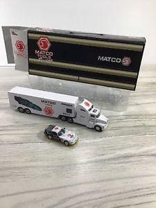 【送料無料】模型車 スポーツカー ツールトランスポーターダンカンモータースポーツ#matco tools 164 transporter and viper 1998 skuza motorsports dc6