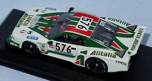 【送料無料】模型車 スポーツカー 1431979ギレスヴィルヌーヴウォルターレールランチアベータditalia143 1979 gilles villeneuve walter rohrl lancia beta giro ditalia rally
