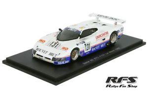 【送料無料】模型車 スポーツカー グランドテリエンルマンスパークspice se87c grand terrien guenoun 24h le mans 1988 143 spark 3587